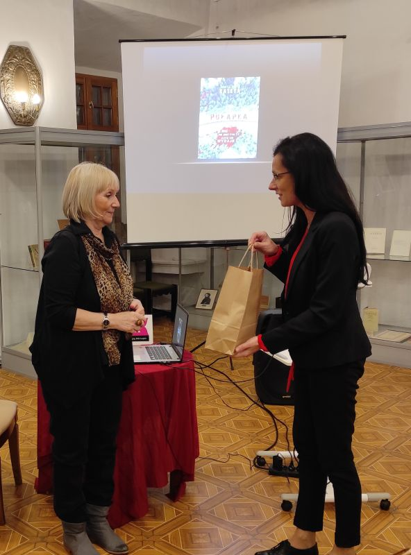 Spotkanie autorskie z pisarką Jolantą Marią Kaletą