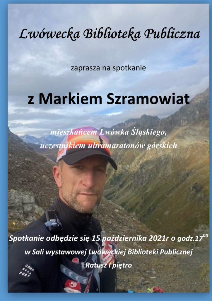 Spotkanie z Markiem Szramowiat